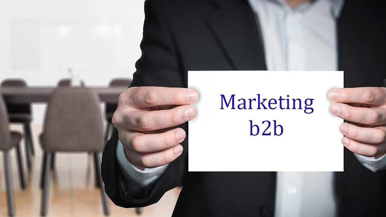 Estrategias de marketing b2b