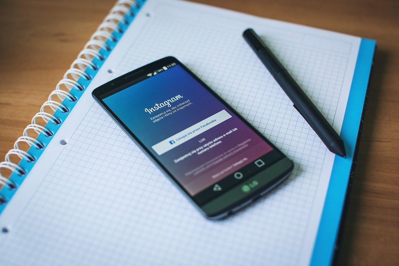 Crear perfil de instagram para empresa en movil