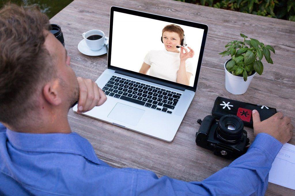 puntos de contacto con el cliente